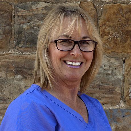 Janet Steer - Hackenthorpe Dental Health Centre, Sheffield, UK